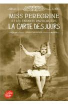 Miss peregrine - tome 4 - la carte des jours