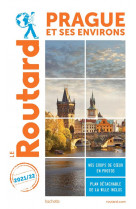 Guide du routard prague 2021/22