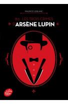 813 - les trois crimes d-arsene lupin