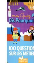 100 questions sur les metiers