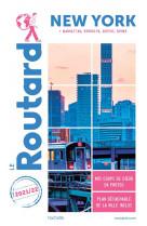 Guide du routard new york 2021/22 - manatthan, brooklyn, queens, bronx