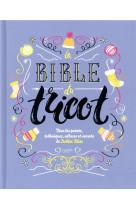 Bible du tricot - l-abc du tricot