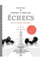 Cahier d-exercices a destination du joueur d-echecs debutant - plus de 50 exercices pour eviter d et