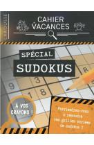 Cahier de vacances larousse (adultes) special sudokus
