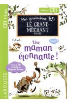 1ere bd du grand mechant renard-t03 - une maman etonnante !
