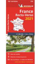France - recto-verso 2021