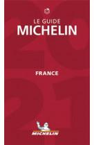 France - le guide michelin 2021