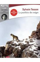 La panthere des neiges cd