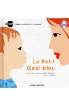 Areuh - le petit geai bleu +cd