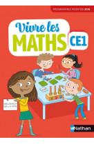 Vivre les maths - fichier eleve - ce1 - 2019