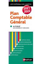 Plan comptable general 2021/2022