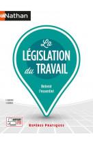 La legislation du travail (reperes pratiques n 6) 2021