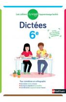 Cahier de dictees 6eme dyscool