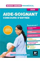 Reussite concours - aide-soignant - entree en ifas - 2020 - preparation complete