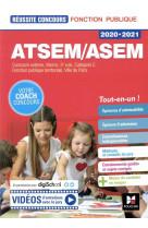 Atsem/asem 2020-2021 - preparation complete