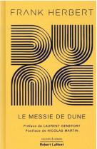 Dune - tome 2 le messie de dune - collector