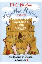 Agatha raisin enquete 6 - vacances tous ris ques