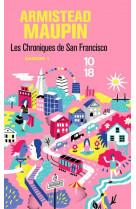 Chronique san franc t01