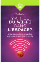 Y a-t-il du wi-fi dans l-espace?