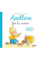 Apolline fait la cuisine