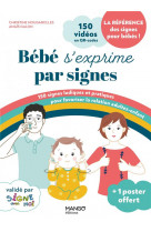 Bebe s-exprime par signes