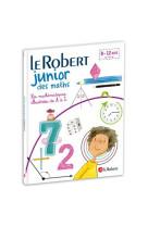 Le robert junior des mathematiques