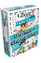 Dr good ! kids - 1 boite - 2 jeux - graines de champions