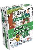 Dr good ! kids - 1 boite - 2 jeux - force de la nature !