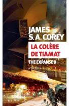 La colere de tiamath - the expanse 8
