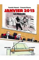 Charlie hebdo hors-serie,janvier 2015 le proces