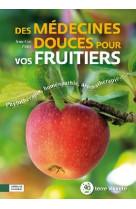 Des medcines douces pour vos fruitiers - phytotherapie, homeopathie, aromatherapie...