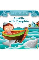 Anaelle et le dauphin