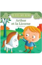 Arthur et la licorne