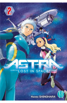 Astra - lost in space t02