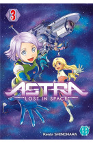 Astra - lost in space t03