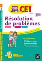 Chouette resolution de problemes ce1