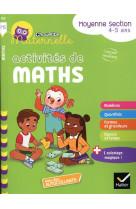 Chouette maternelle activites de maths moyenne section