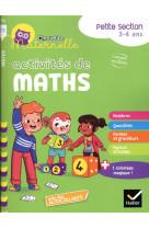 Chouette maternelle activites de maths petite section