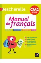Bescherelle - francais cm2 ed. 2021 - livre eleve