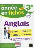 Anglais 3e - fiches de revision & exercices