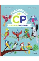 Classe des perroquets