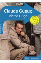 Claude gueux de victor hugo (n.e.)