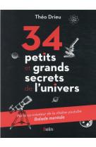 32 petits et grands secrets de l-univers