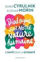Dialogue sur la nature humaine (poche)