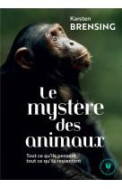 Le mystere des animaux