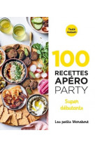 100 recettes apero - super debutants