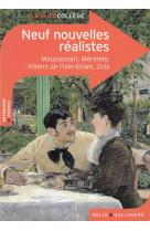 Classico neuf nouvelles realistes (antholog ie)