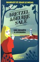 Bretzel & beurre sal? t01- une enqu?te ? locmaria