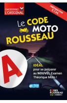 Code rousseau moto 2020