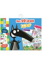 20 jeux loup